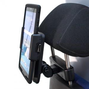 Tablet Halter von RoadButler Höhenverstellbar